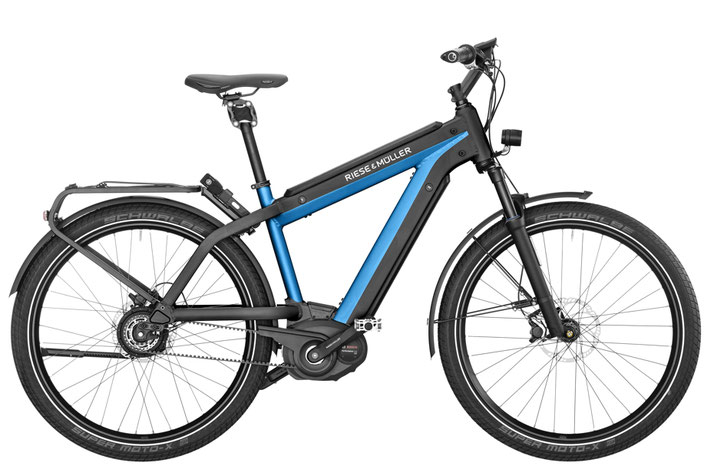 Riese & Müller Suopercharger GH Vario e-Bike 2019
