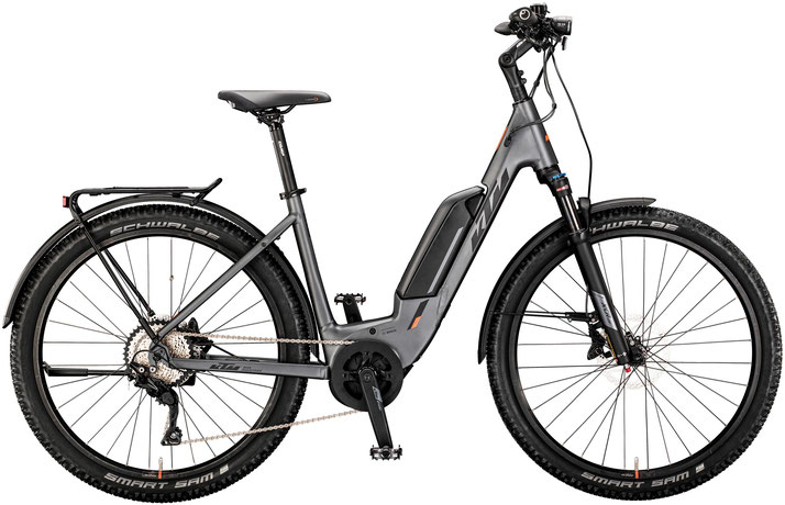 KTM Macina Scout 272 LFC Cross e-Bike 2020