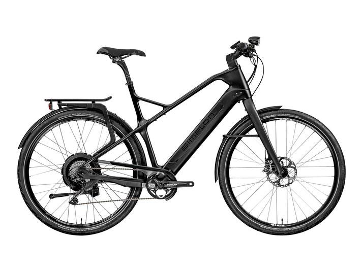 Simplon Silkcarbon Neodrives XT-30 City/Trekking e-Bikes 2020