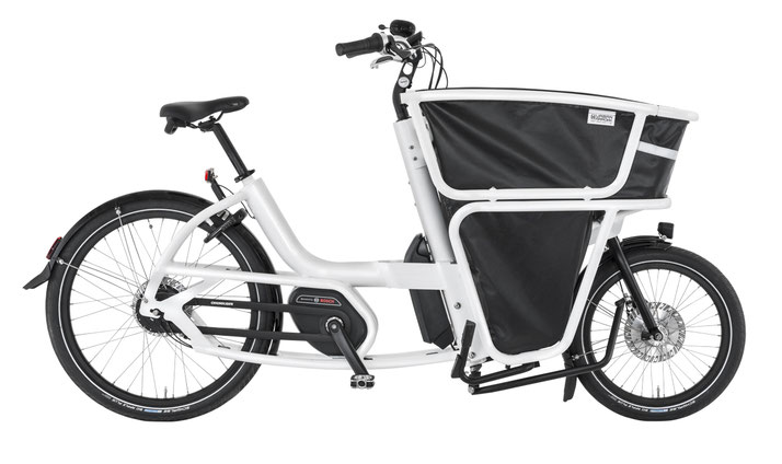 Urban Arrow Shorty - Cargo e-Bike 2019