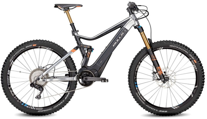 Bulls E-Core Evo AM RS Di2 27,5+ e-Mountainbike 2019