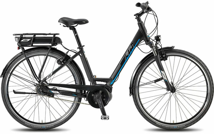 KTM MACINA Classic 8RT CL-A+5I City e-Bike 2018