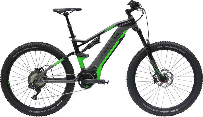 Hercules NOS 2019, e-Mountainbikes