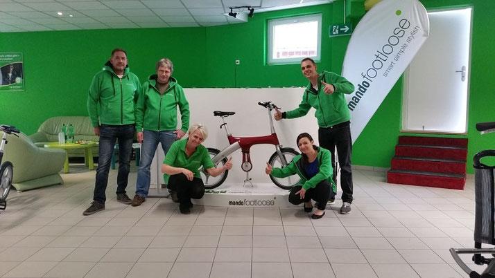 Die e-motion e-Bike Welt Bern ist eröffnet