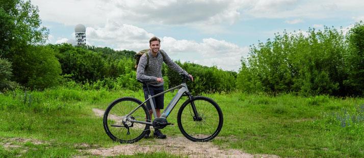 Kalkhoff Entice Cross e-Bikes 2018