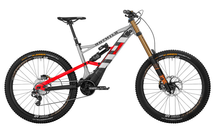Rotwild Gravity R.G+ FS ULTRA 40 e-Mountainbike 2018