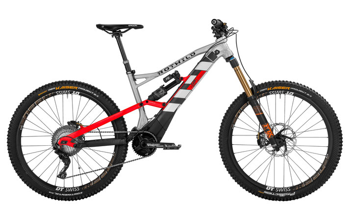 Rotwild Gravity R.G+ FS ULTRA 36 e-Mountainbike 2018