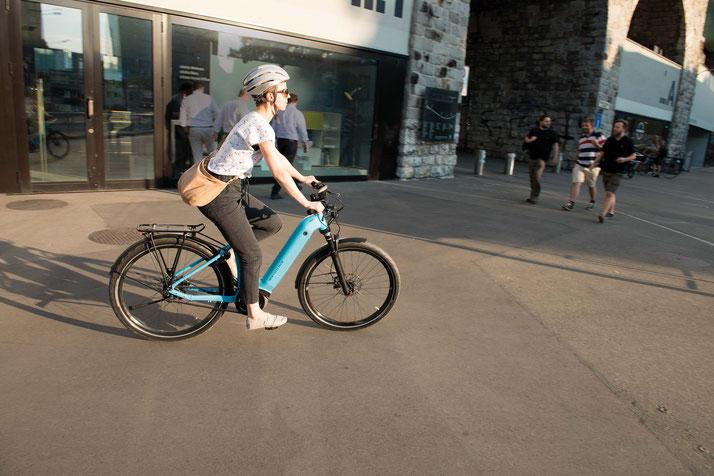 MTB Cycletech Yamu e-Bikes 2019