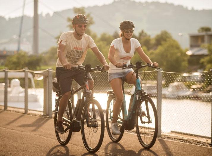 KTM Macina Bold City e-Bikes 2017