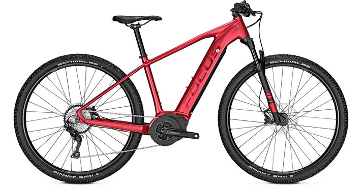 Focus Jarifa² 6.7 e-Mountainbike 2019
