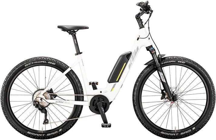 KTM Macina Scout 272 Cross e-Bikes 2020