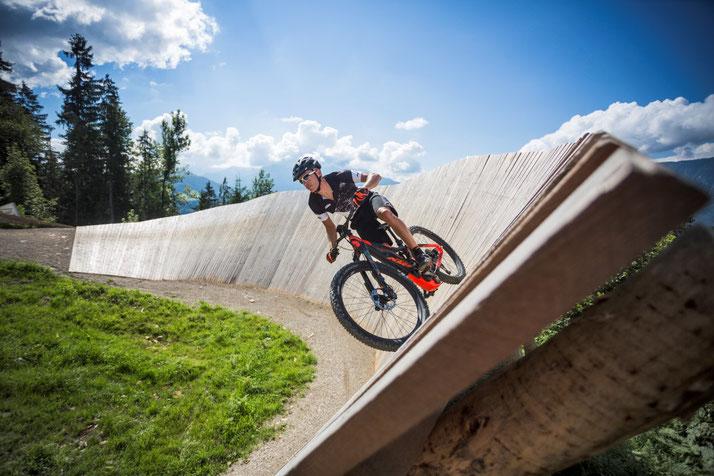KTM Macina Fogo e-Mountainbikes 2018