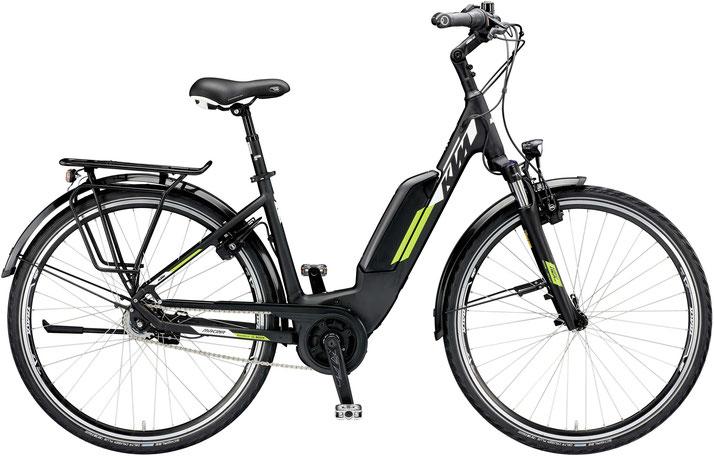 KTM Macina Central 8 A+5 City e-Bike 2019