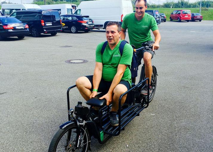e-motion e-Bike Welt Dietikon auf der Eurobike 2016