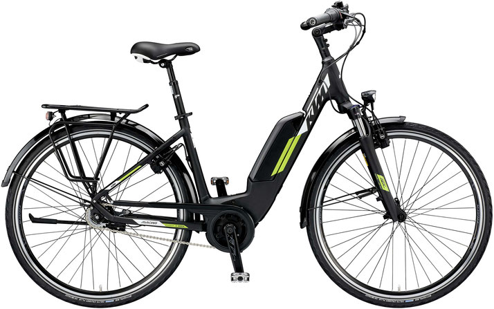 KTM Macina Central RT 8 A+5 City e-Bike 2019