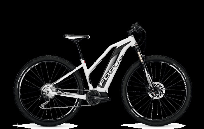 Focus Jarifa i29 Pro e-Mountainbike 2017