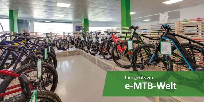 e-Bike Sport Welt Ausstellung in Aarau-Ost
