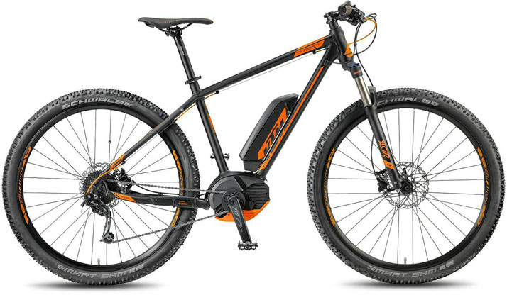 KTM MACINA FORCE 291 e-Mountainbike 2018