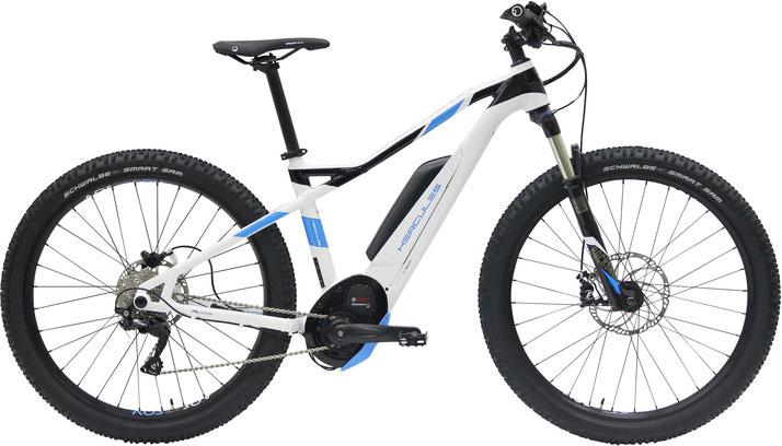 Hercules NOS Hardtail 2019, e-Mountainbikes