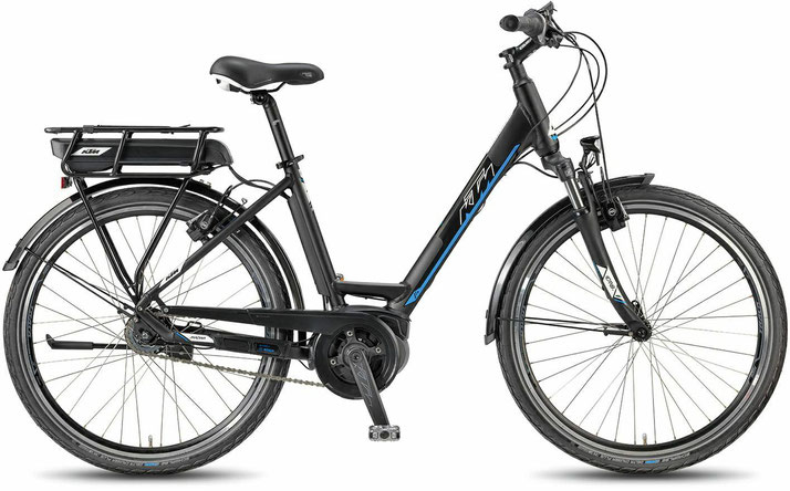 "KTM MACINA Classic 8 26"" CL-A+5I City e-Bike 2018"