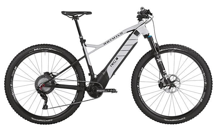 Rotwild R.C+ HT Pro e-Mountainbike 2019