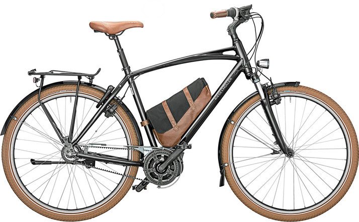 Riese & Müller Cruiser Urban 2020 - black