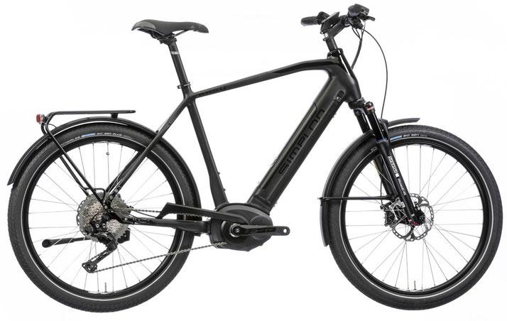 Simplon Kagu Bosch Trekking e-Bikes 2019