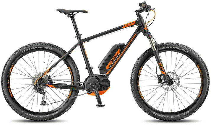 KTM MACINA Force 271 e-Mountainbike 2018