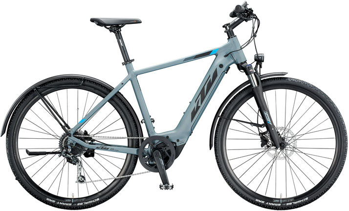 KTM Macina Cross LFC Trekking e-Bike 2020