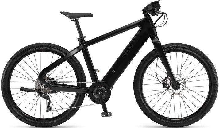 Winora Lifestyle e-Bike Radar Plain 2017