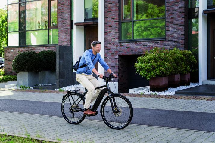 Kalkhoff Integrale Trekking e-Bike 2018