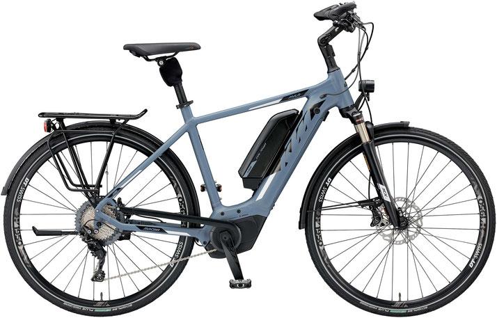 KTM Macina Mila Trekking e-Bike 2019