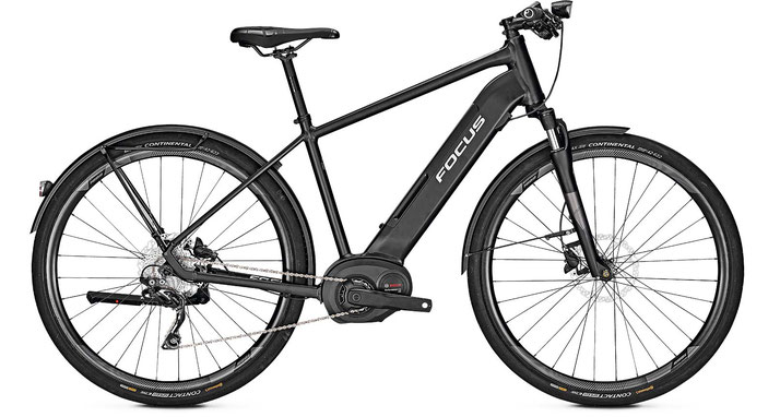 Focus Planet² 6.8 Urban e-Bike 2019