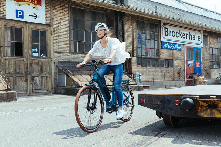 City/ Komfort e-Bike
