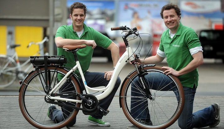 e-motion Lizenzpartner werden - e-Bike Franchise