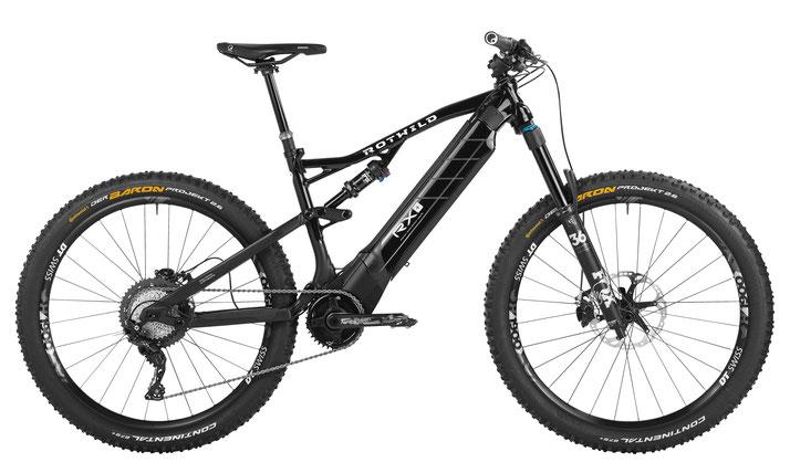 Rotwild R.X+ Trail Pro (27.5+) e-Mountainbike 2019