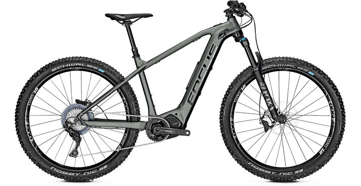 Focus Jam² HT 6.9 Plus e-Mountainbike 2019