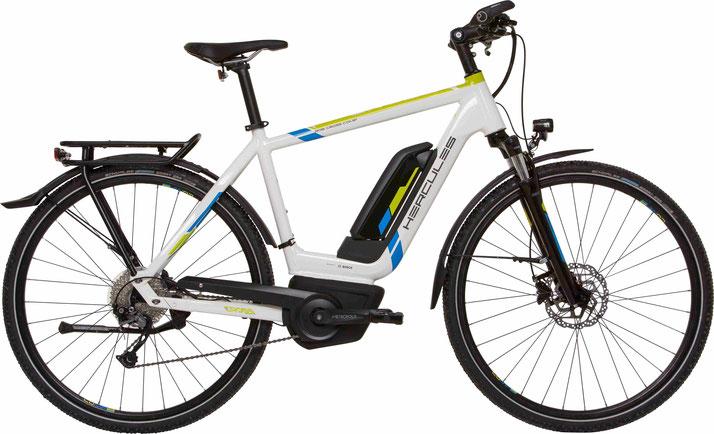 Hercules e-Bikes Rob Cross 2019