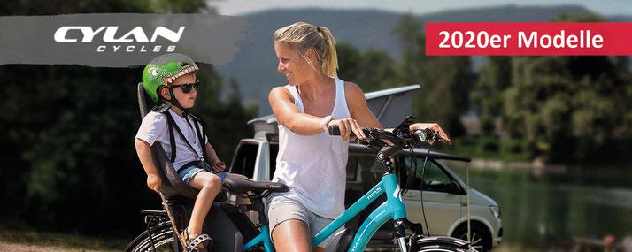Cylan e-Bikes 2020