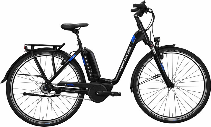 Hercules Robert/a e-Bikes 2019