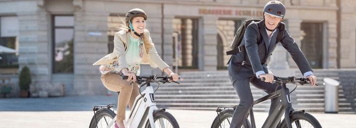 e-Bike Leasing für Selbstständige