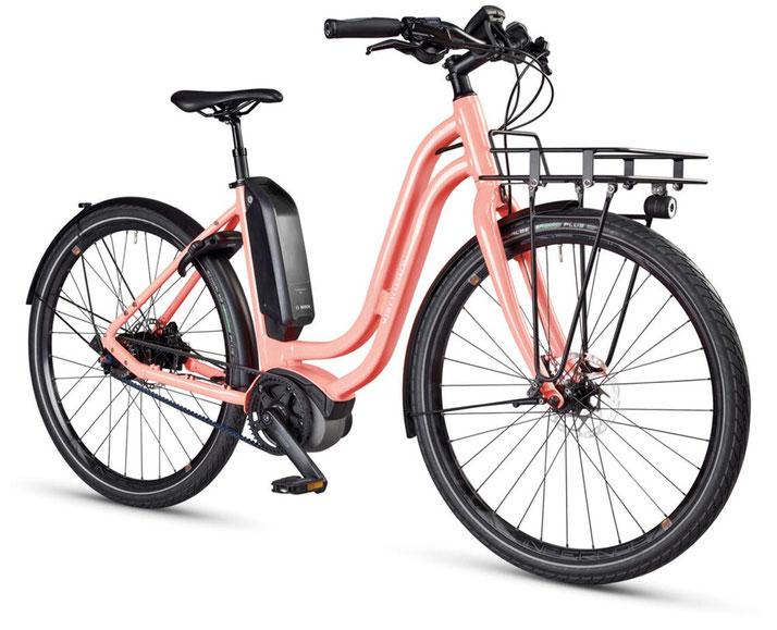 MTB Cycletech Libre Luz 25/45 enviolo - 2020