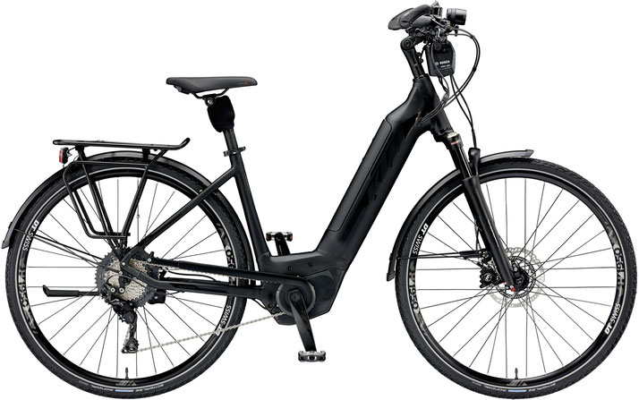KTM MACINA City 8 RT SI-17A4I City e-Bike 2018