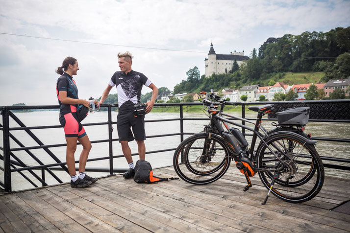 KTM Macina R2R Sport Trekking e-Bikes 2019