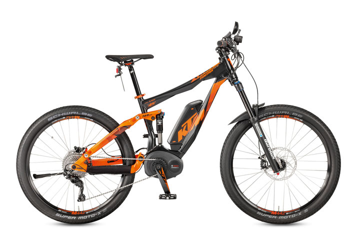 KTM Macina Egnition 11 P5 45 e-Mountainbike 2017