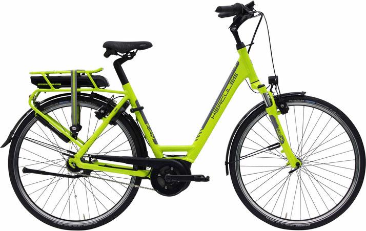 Hercules E-Joy City e-Bikes 2019