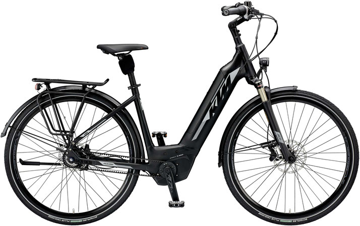 KTM MACINA City 8 SI-A4I City e-Bike 2018