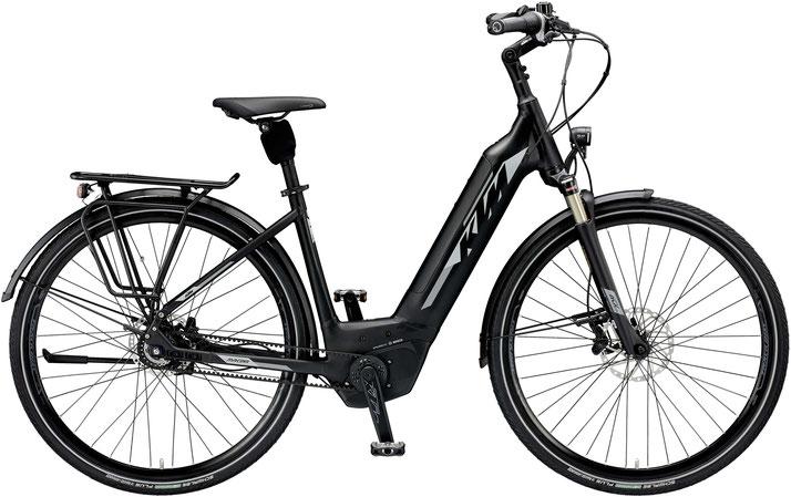 KTM Macina City 8 Belt P5 City e-Bike 2019