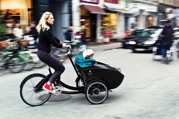 Triobike Mono E Cargo e-Bikes 2020