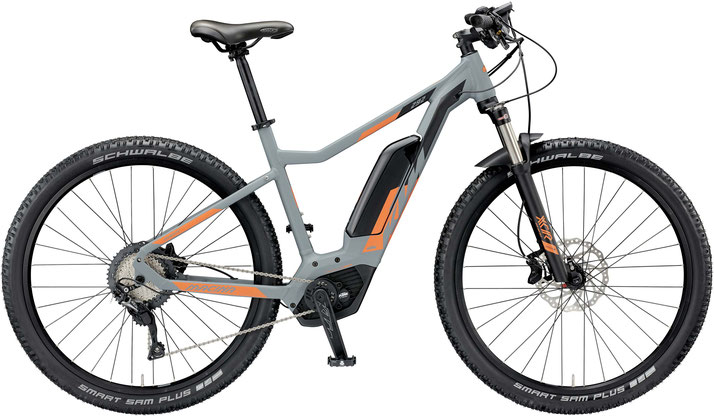 KTM Macina Mighty 291 e-Mountainbike 2017